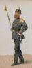 Preussen - Hoboist (Tambourmajor) des 1. Hannoverschen Infanterie-Regiment Nr. 74